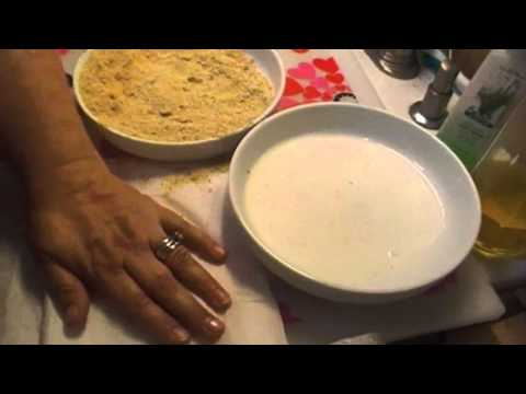 How To Make Oven Fried Tilapia Fillets: Noreen's Kitchen