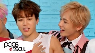 Pops in Seoul - BTS(방탄소년단) _ War of Hormone(호르몬 전쟁) - Interview