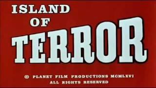 Island of Terror (1966) Music by Malcolm Lockyer
