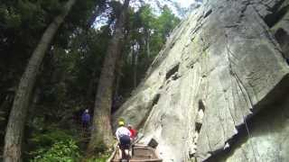 Camp Field Trip: Rock Climbing In Squamish - Richmond Olympic Oval