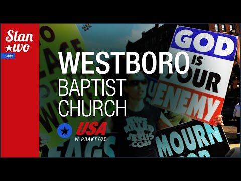 Westboro Baptist Church - Historia kontrowersyjnego kościoła  - USA w Praktyce #23