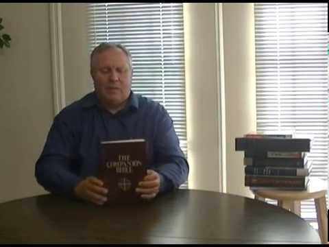 Review  The Companion Study Bible By E. W. Bullinger KJV