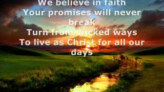 Parachute Band - Living Rain (with Lyrics)