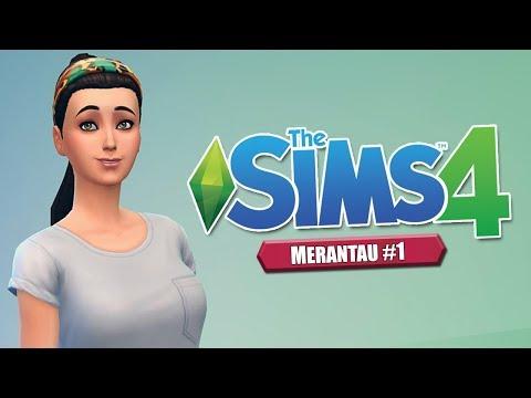 Sims 4 - RAGS TO RICHES, NONI !! - Merantau Challenge #1