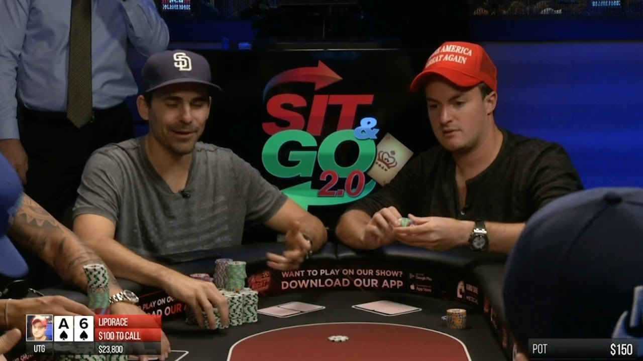 $50/$100 High Stakes Cash Game: Chris Klodnicki, Greg Mueller, Andy (from LATB) & more