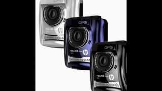видео Видеорегистратор HP f310