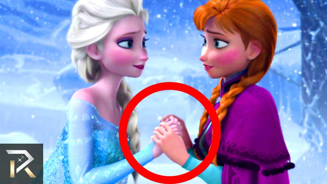 Hidden Messages In Popular Kids Movies  Youtube