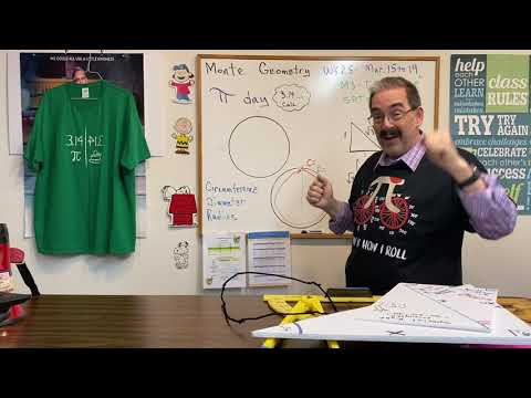 WK25 Mar15 Shout outs an Pi day activities
