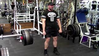 Jason Blaha Workout 11-13-2017 - Deadlift & Strict Curl Day