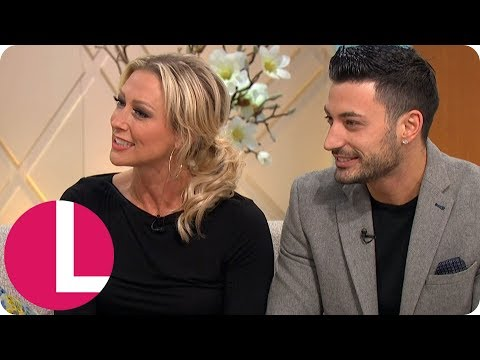 Strictly's Giovanni Wants to Partner Up With Theresa May Next Year | Lorraine