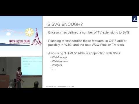 SVG for IPTV