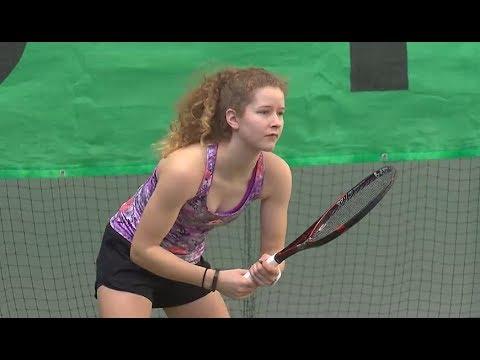 ITF-Jugendturnier in Hamburg: Nachwuchs-Elite im Tennis kämpft um Punkte für Weltrangliste