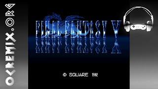 Repeat youtube video OC ReMix #3341: Final Fantasy V 'BZKR' [Battle 1] by Sixto Sounds & Jeff Ball