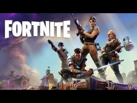 Fortnite Squad Mode!! Live Stream!! - Port A Fort