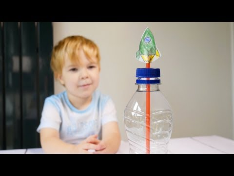 Fun Homemade Toy For Kids