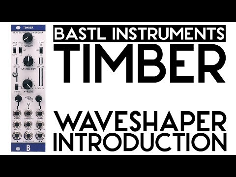 TIMBER Introduction - Dual Waveform Lumberjack