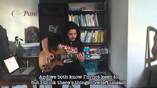 Asking Alexandria - Someone, Somewhere - Guitar Cover - With Lyrics And Tab Mp3
