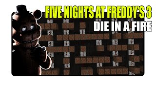five nights at freddy s 3 song die in a fire minecraft xbox  noteblock song