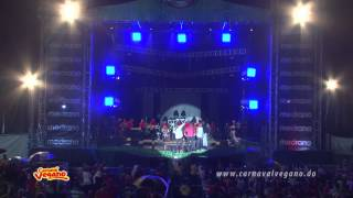 Johnny Ventura Presentacion Completa Carnaval Vegano