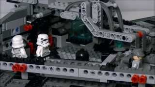Lego Star Wars Imperial Star Destroyer 75055 Set Review 2014