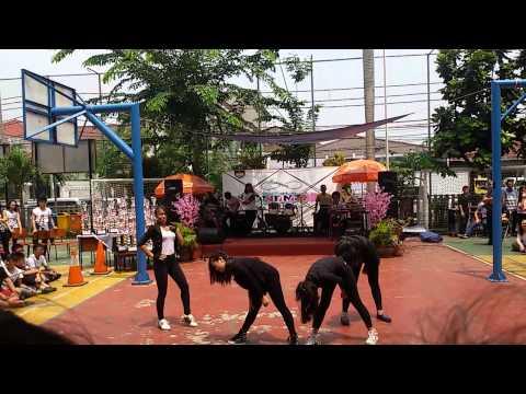 MODERN DANCE EL SHADDAI SCHOOL AT #P7CUP 2014