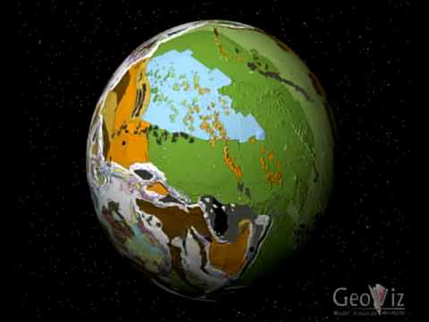 Geology Globe MPEG1