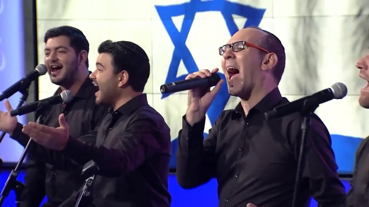 מחרוזת ישראלית | מועצת השירה בערוץ 20