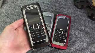 Comparison Nokia e90 vs Nokia 9300i