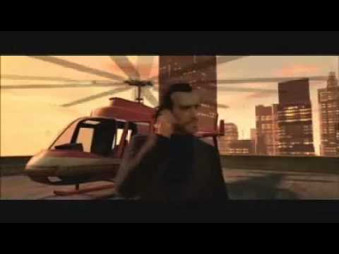 Grand Theft Auto IV - UK TV Commercial - LCD Soundsystem (Montage of Scenes)