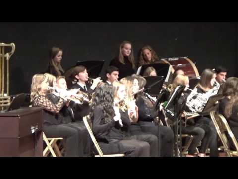 Poland Seminary High School 2016 Fall Band Concert 3 of 6