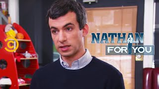 Nathan For You - Dumb Starbucks - Legal Advice