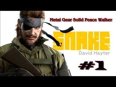 ทหารผู้ไร้ดินแดน - Metal Gear Solid Peace Walker #1