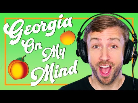 Georgia On My Mind - Peter Hollens Feat. Evynne Hollens