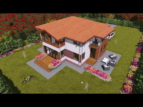 2 Bedroom House Plan Dwg