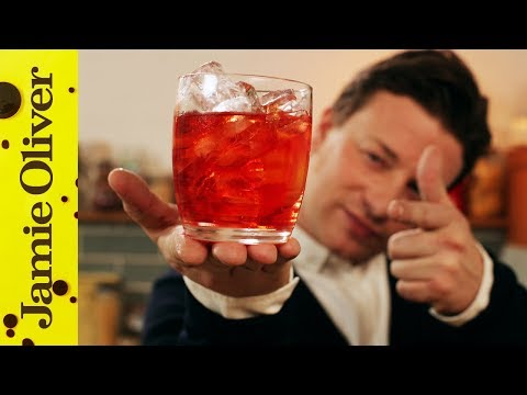 Jamie's Classic Cocktails | The Negroni