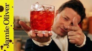 Jamie's Classic Cocktails | The Negroni