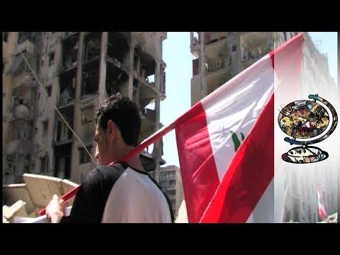 Siege of Beirut - Lebanon