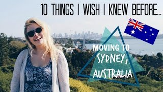 10 Things I Wish I Knew Before...Moving to Australia | Elisabeth Beemer thumbnail