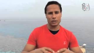 فيديو  غطاسو شرم الشيخ: نخشى منعنا من نزول «تيران».. و«الجسر» سيدمر السياحة بالجزيرة
