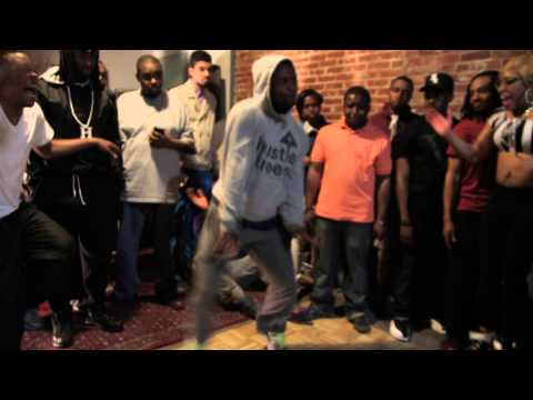 Baltimore Club Dancing (Battle Groundz) 4 on 4
