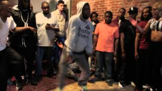 Baltimore Club Dancing (Battle Groundz) 4 on 4