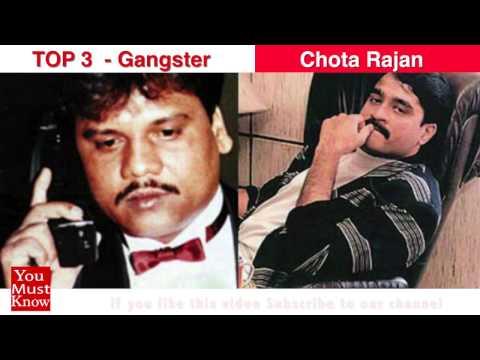 दाऊद है सबसे खतरनाक माफिया डॉन    Most Wanted Mafia Don's in India