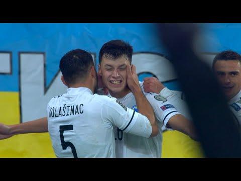 Ukraine Bosnia-Herzegovina Goals And Highlights