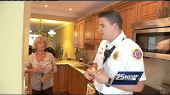 Delray Beach firefighter home inspections prevent more than just fires