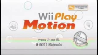 Wii Play: Motion Review (Wii)