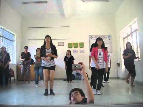Dance practice G-Slide A5 NCT