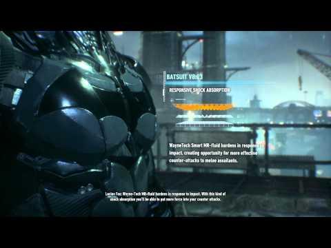 Batman  Arkham Knight Batsuit 8.03