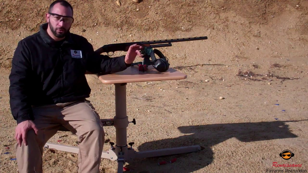 Renaissance Firearms Instruction Review Caldwell Bench Rest Pivot Shooting Bench Youtube