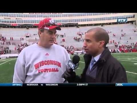 What Channel Is The Wisconsin Badger Game On Time Warner Cable: Wisconsin Badgers 2015 Spring Game Highlights - YouTuberh:youtube.com,Design