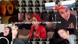 MCR|P!ATD|FOB|TØP (Special Guest Dan and Phil) Crack Video #6